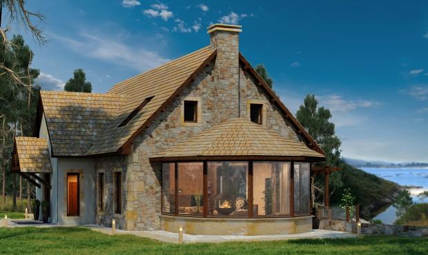 Casa en Costa da morte (Galicia)
